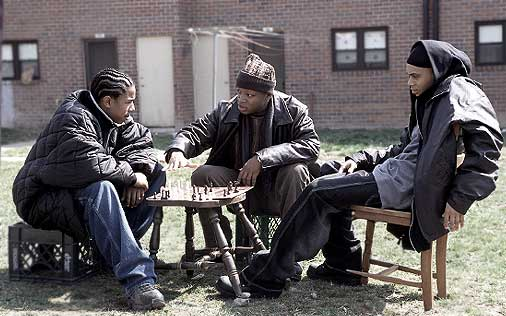 Before, we settled things with a game of chess...